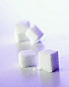 Würfelzucker ... Zuckerwürfel ... Sugarcubes