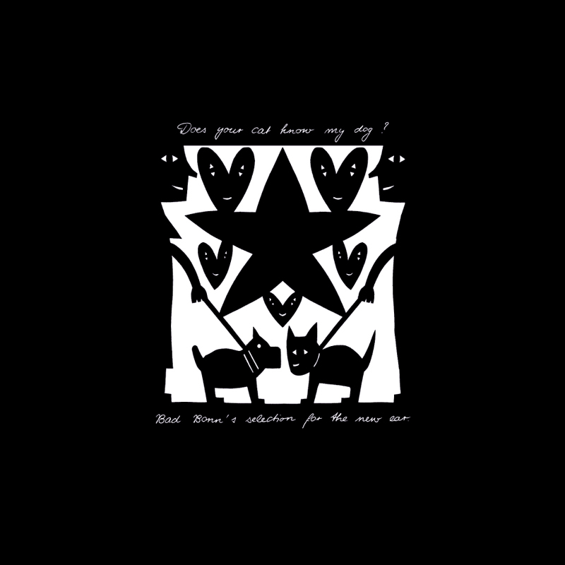 bad bonn - Does Your Cat Know My Dog? (TFR004), Three:Four