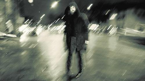 Hans Unstern, fotografiert von Tanja Pippi
