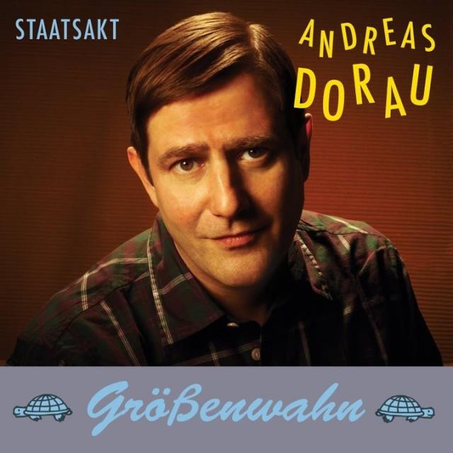 """Selbstportrait als Singlecover: Andreas Dorau feiert 2011 sein 30-jähriges Musikerjubiläum - Zeit für """"Größenwahn"""""""
