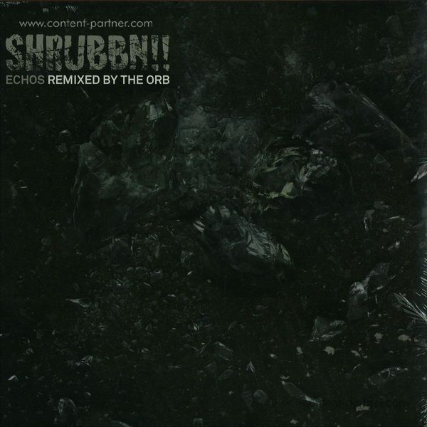 Shrubbn!! - Echos (Remixed by The Orb), Artwork by Transforma
