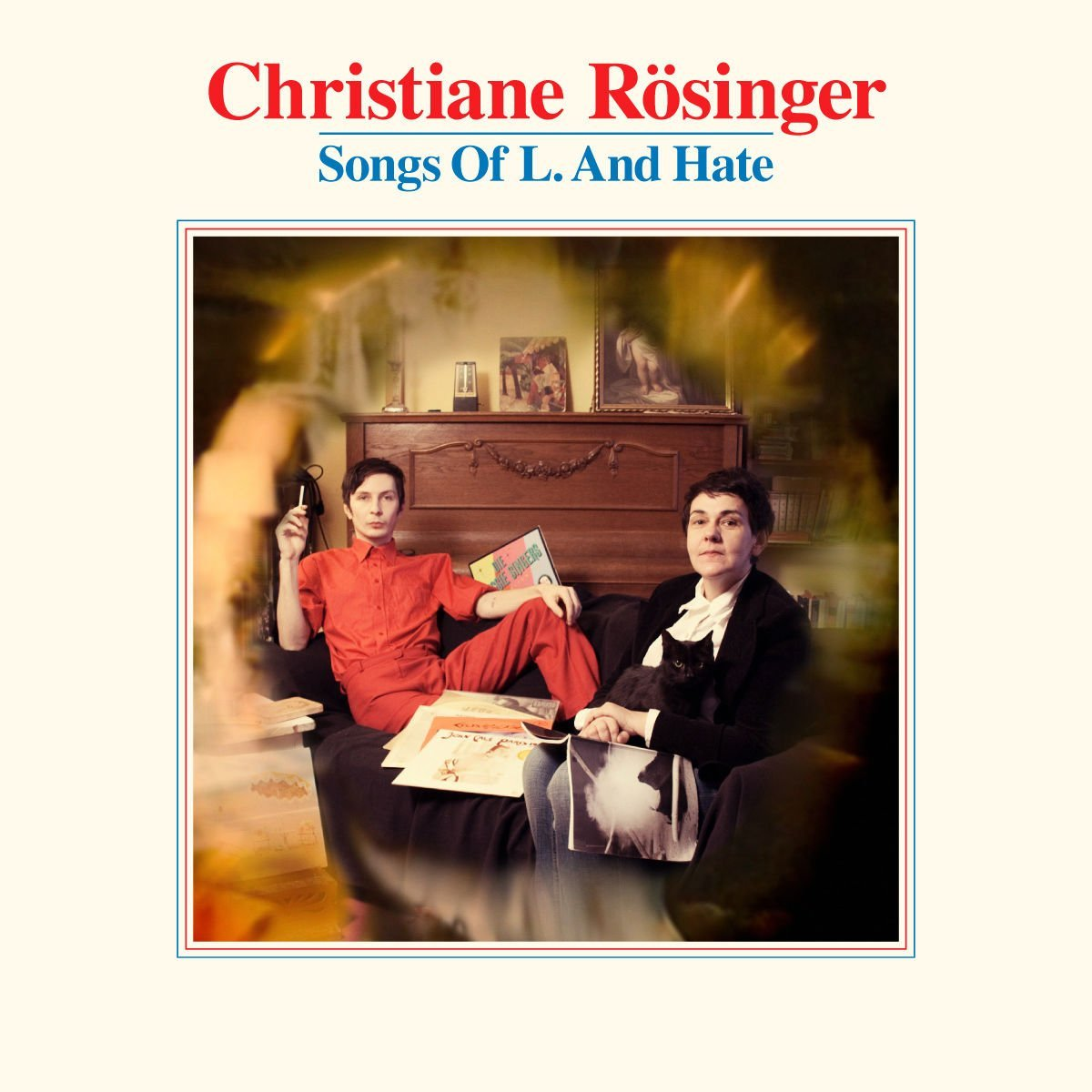 "Christiane Rösinger ""Songs Of L. And Hate"""