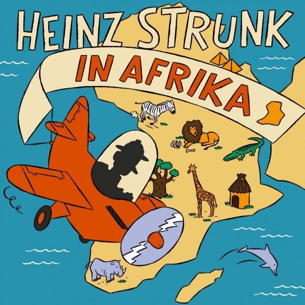 "Heinz Strunk - ""Heinz Strunk In Afrika"", Autorlesung bei Tacheles / Roof Music"