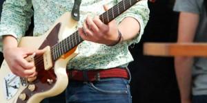 """Huey Walker live im """"Warnow Valley"""", Rostock - 04.09.15 (Photo: Steffi Schael)"""
