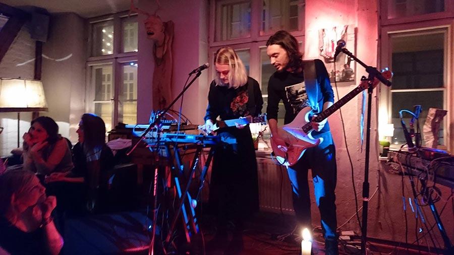 Shivers & Shakes live beim PolenmARkT 2016 (Photo: Marek Fialek, PolenmARkT)