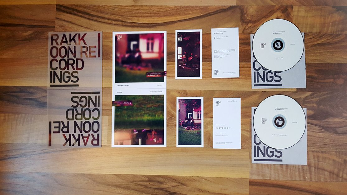 The Splendid Ghetto Pipers - Die Gute Besserung (Rakkoon Recordings, 2017)