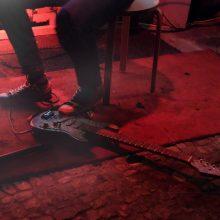 Huey Walker at Madame Claude (Experimontag, Apr. 9th, 2018), Berlin
